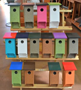 Amish Bluebird Houses
