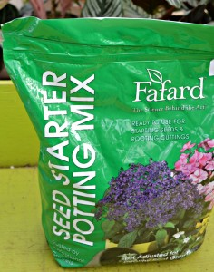 Seed Starter Potting Mix