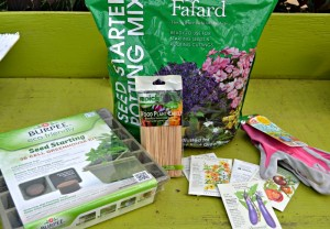 Seed Starting Essentials