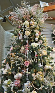 Romantic Vintage Tree